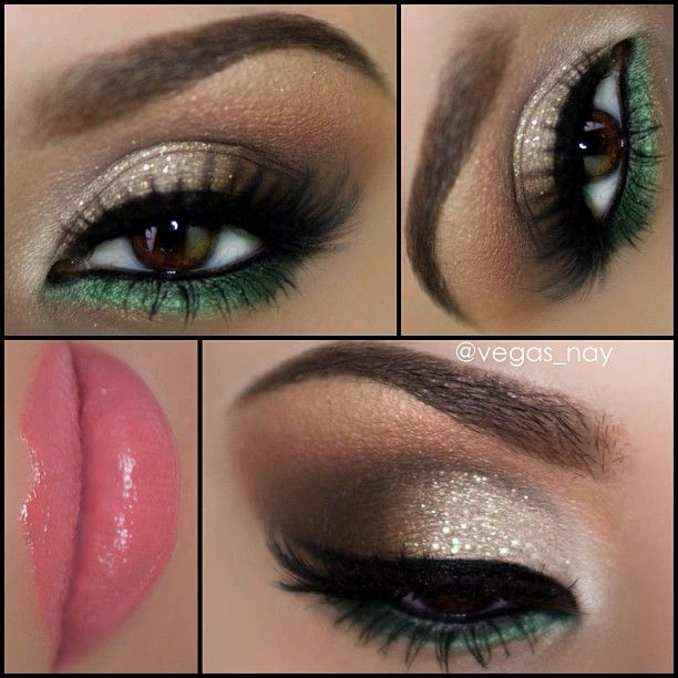 .@vegas_nay | Here's the steps to the post from yesterday post using all @nyxcosmetics 1.)... | Webstagram - the best Instagram viewer