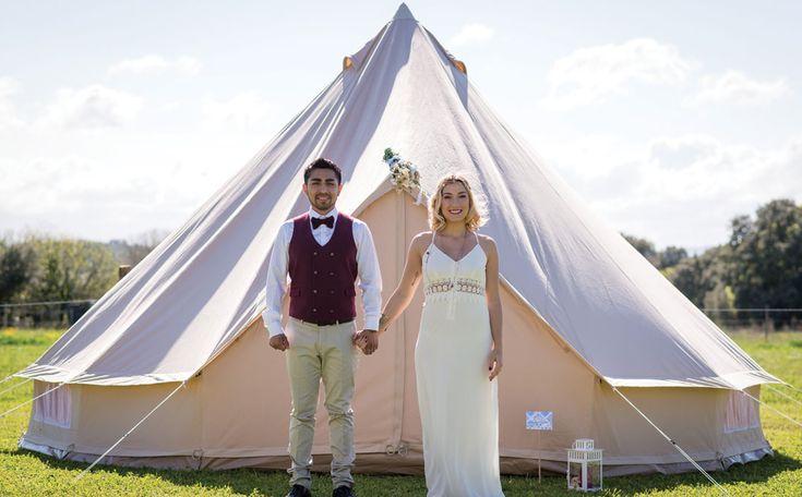 location tente de mariage tipi les mariés