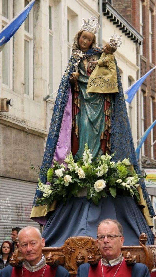 St Servaasprocessie 2015