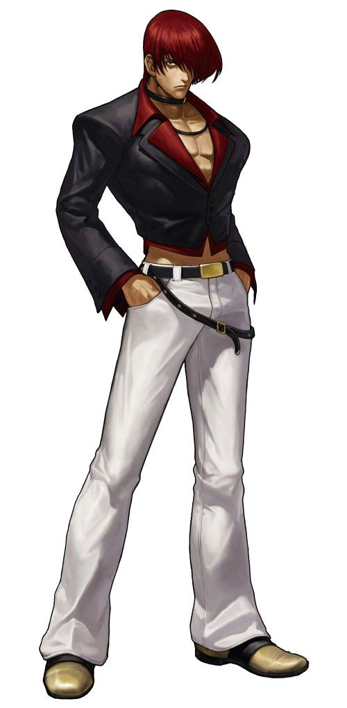 Iori Yagami - Pictures & Characters Art - King of Fighters XIII