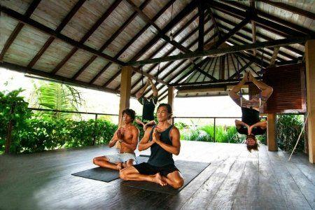 Padang Padang Surf Camp & Surf School Bali. Indonesia