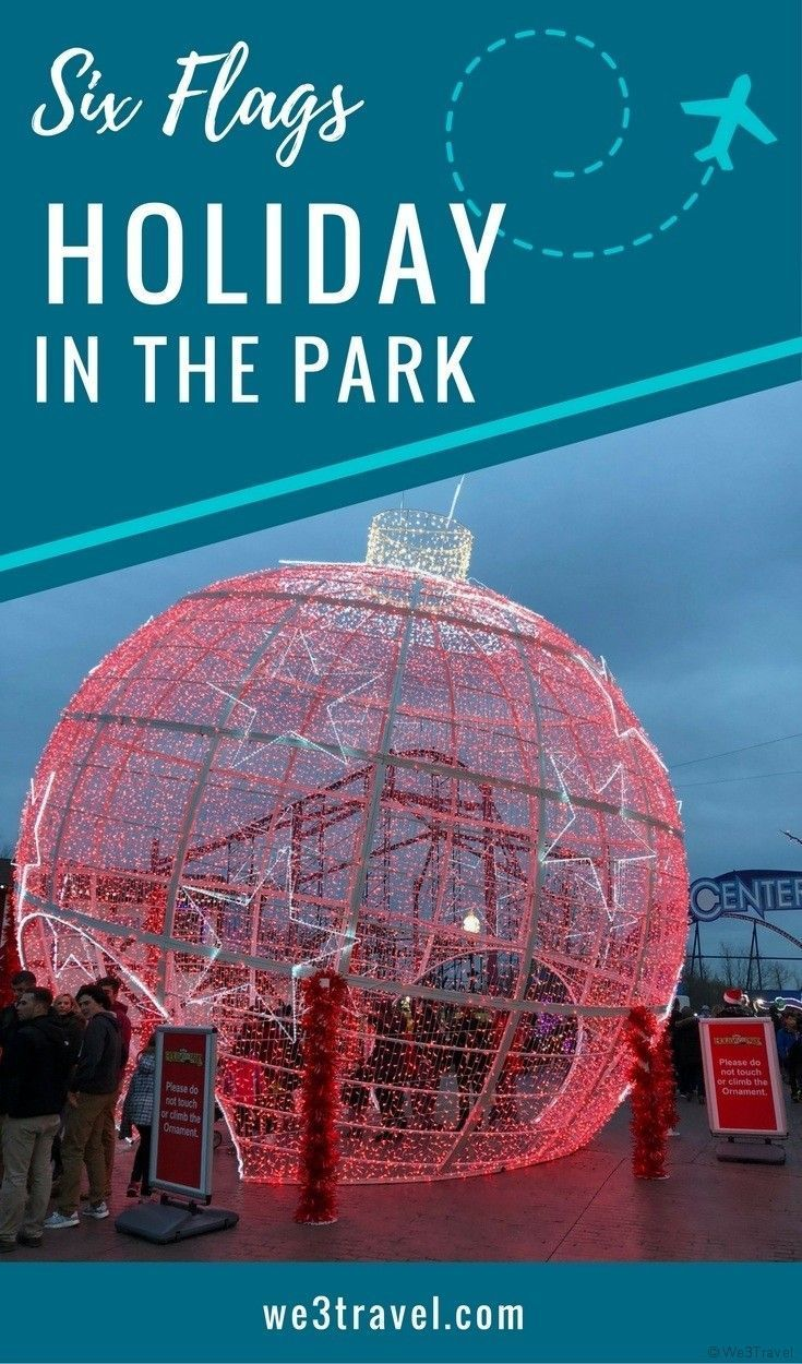 Festive Fun At Holiday In The Park At Six Flags New England Holidays In England Family Vacation Destinations Beach Best Family Vacation Destinations