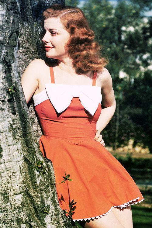 Ann Sheridan, 1940