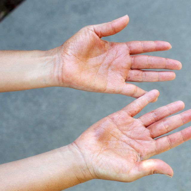 How to Remove Self Tanner Stains From My Hands