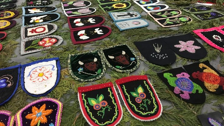 Memorial honouring missing and murdered Indigenous women opens The Walking with Our Sisters art installation is on display at the Mount St. Vincent art gallery until Feb. 1