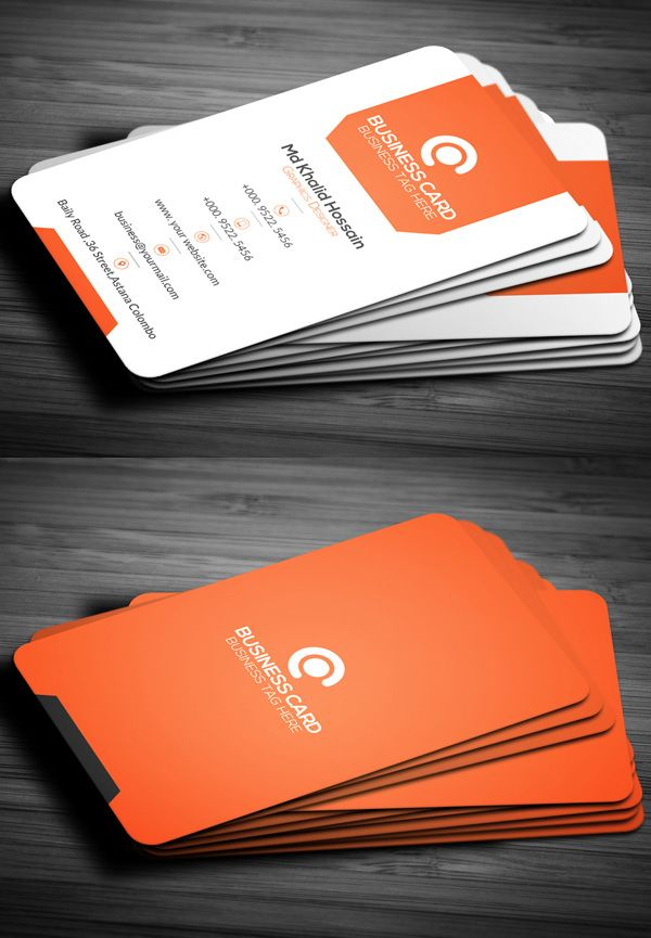 748 best Design | Business Cards images on Pinterest | Creative ...