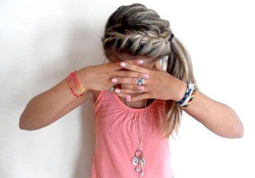 side ponytail hairstyles | 30 Wonderful Side Ponytail Hairstyles | CreativeFan