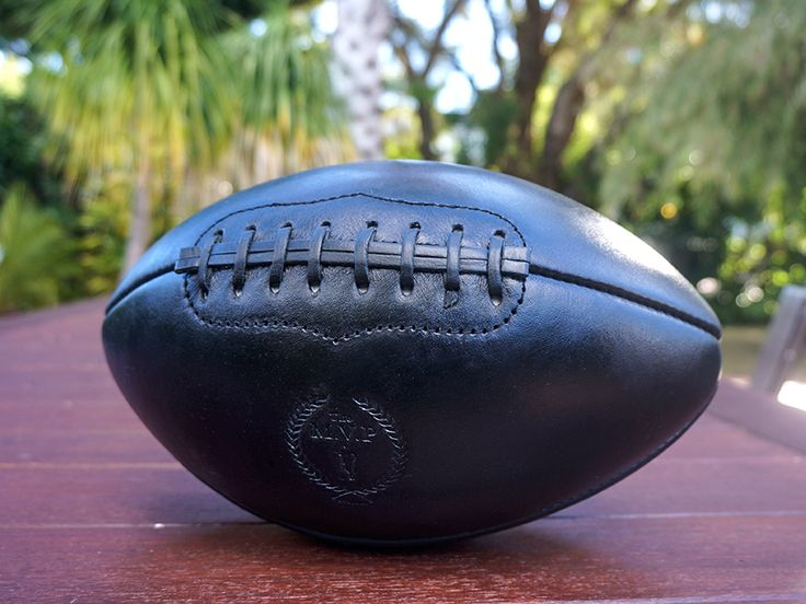 MVP Executive Leather American Football
