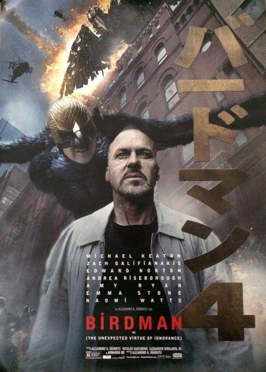 دانلود فیلم Birdman 2014 دوبله فارسی