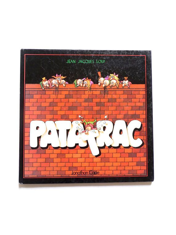 Patatrac by Jean Jacques Loup Art Print Book
