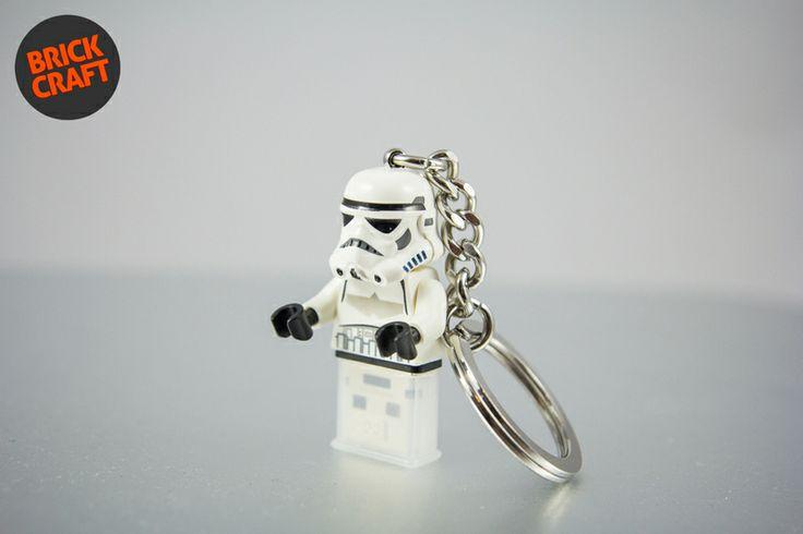 Stormtrooper Pendrive Lego 8GB USB w BRICK CRAFT