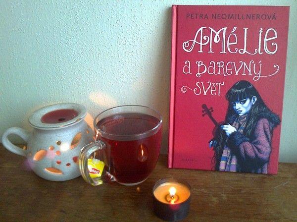 Amélie a barevný svět – Petra Neomillnerová