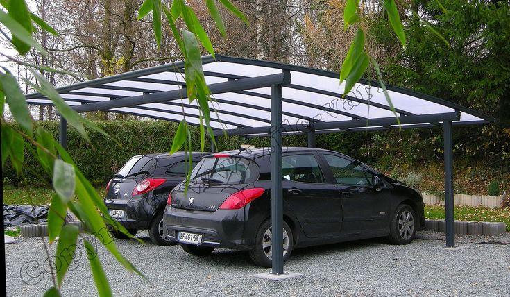 Carport aluminium JLC Varianse Carport alu, Carport 2