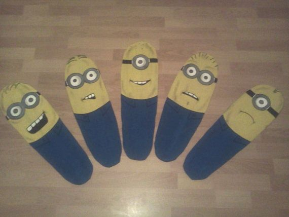 Despicable Me Minions Collector Ceiling Fan Blades for children rooms play area nursery on Etsy, $85.00