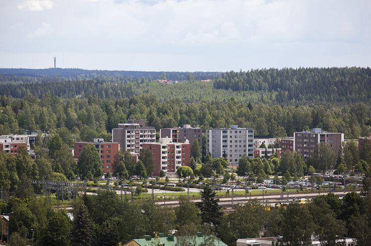 Peltosaari, Riihimäki. Kuva: Tapio Aulu