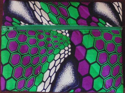 Padded Makeup Bag/Pencil case $12