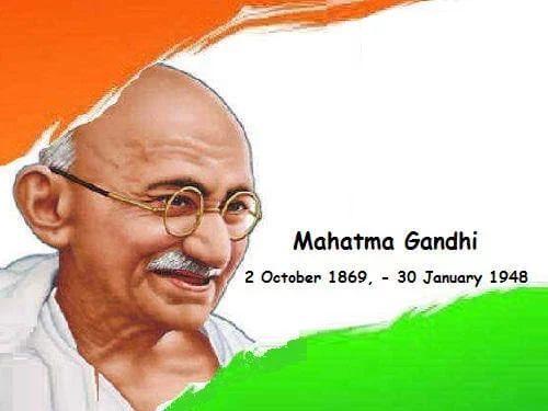"""""""Človek je produktom svojich myšlienok. Stáva sa takým, aké sú jeho myšlienky."""" -- Mahátma Gándhí  (1869 – 1948)"""