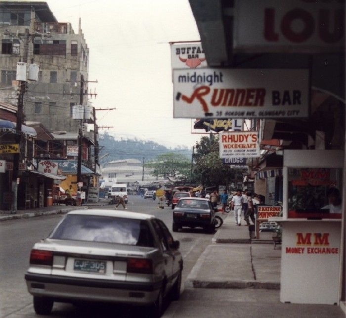 Gordon Ave Olongapo City In The 80s