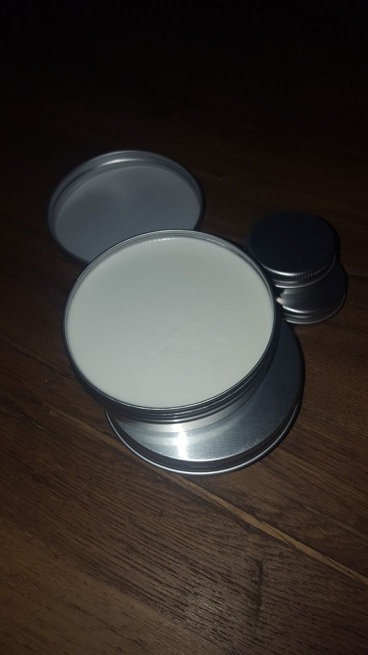 Homemade water based pomade, first production :)