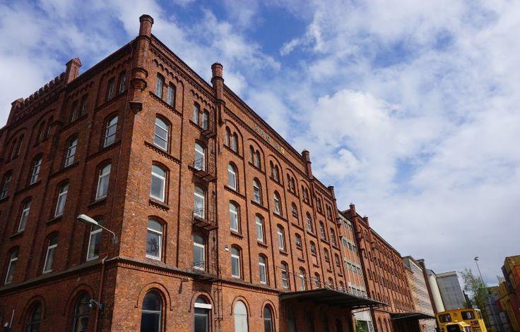 Ein fast vergessener Ort - das ehemalige Kaffee Hag Gelände in der Überseestadt Bremen