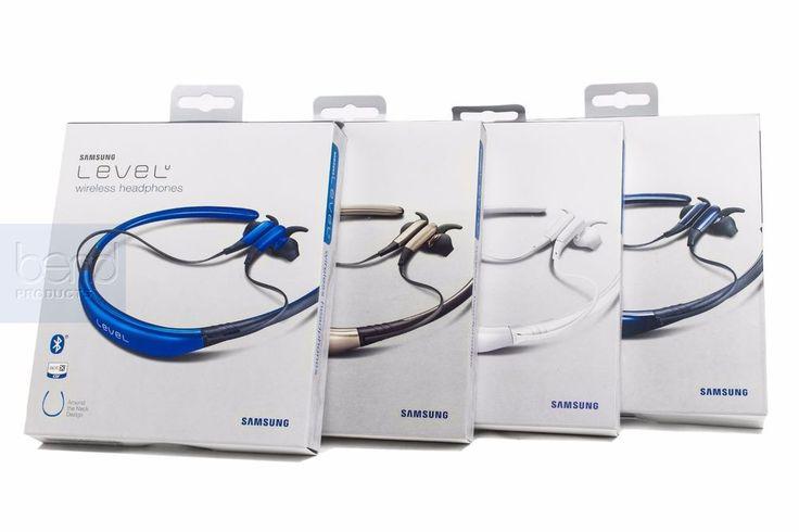 Samsung Level U Wireless Bluetooth In-ear Headphones W/ Dual Mic Noise Reduction #Samsung