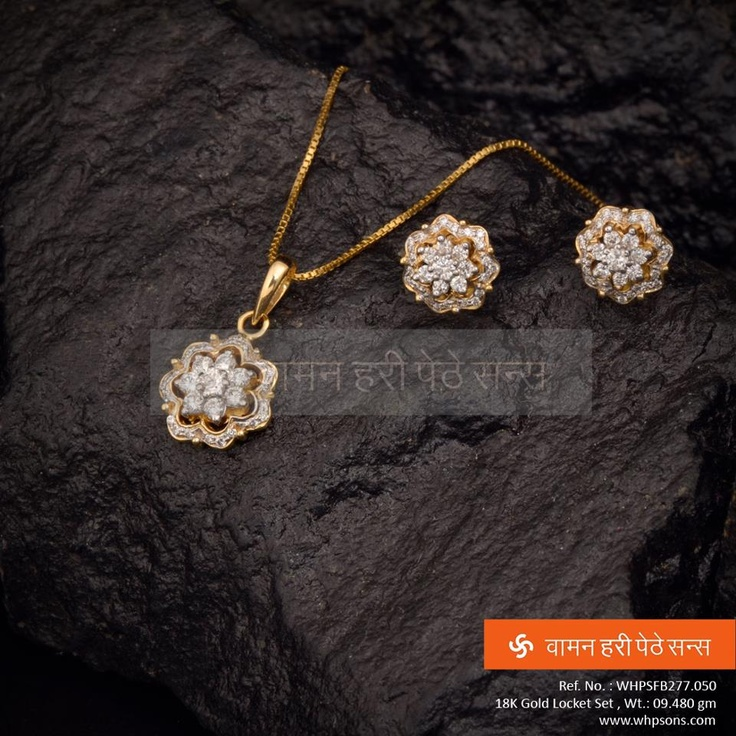 28 best designer pendant sets images on pinterest diamond delicate yet chic gold necklace mozeypictures Images