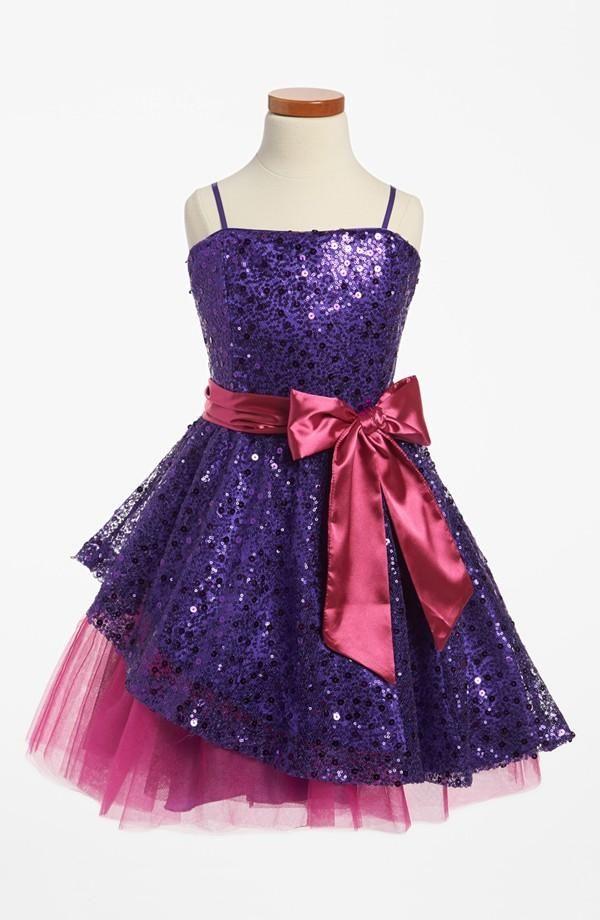Sparkly Sequin Dress!
