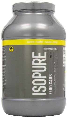 The Product Isopure Whey Protein Isolate Zero Carb 1kg Banana Shake Powder  Can Be Found At - http://vitamins-minerals-supplements.co.uk/product/isopure-whey-protein-isolate-zero-carb-1kg-banana-shake-powder/