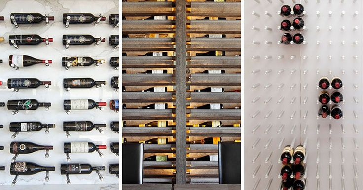 Wine Rack Ideas – Show Off Your Bottles With A Wall Mounted Display