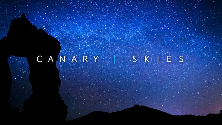 Canary Skies - time lapse movie featuring the beautiful island of teneriffa.  Canary Skies - time lapse de Tenerife por Gunther Wegner
