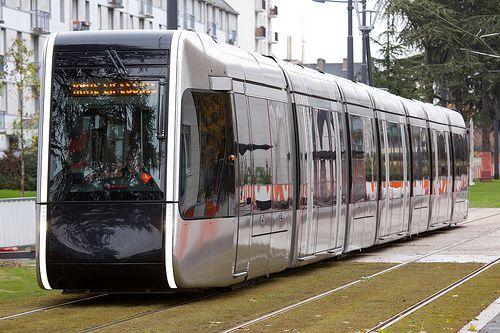 Tramway de Tours -France - Citadis - design rcp design global