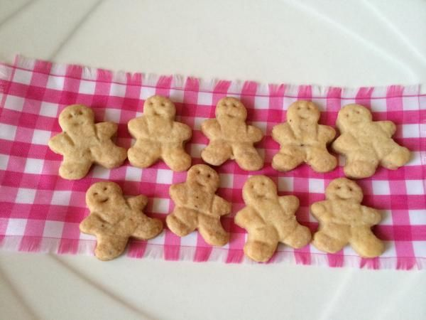 Receita de Biscoito de gengibre para diabéticos