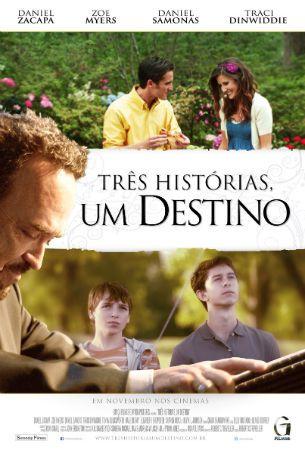 Três Histórias, Um Destino será exibido nos cinemas