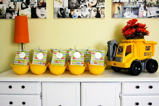 Best Kids' Parties: Cars, Construction & More Things 3-Year-Olds Love My Party