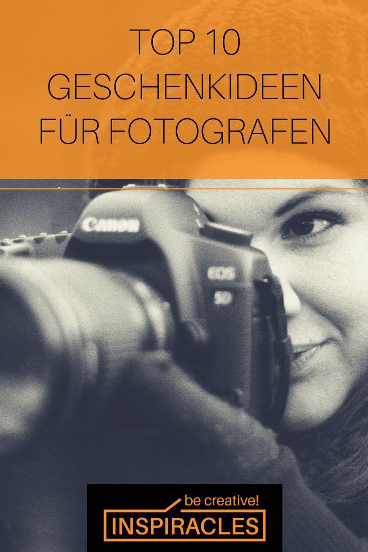 Top 10 Geschenkideen für Fotografen – Inspiration zur Fotografie mit diesen Foto Gadgets, Geschenke für Fotografin für bessere Fotos und Fotografie…