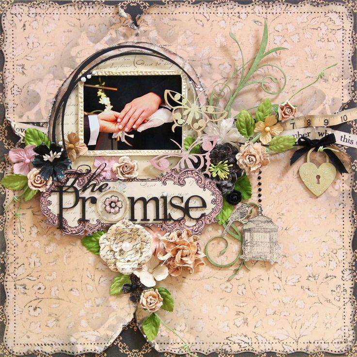 The Promise *Scrap FX* - rather lovely actually