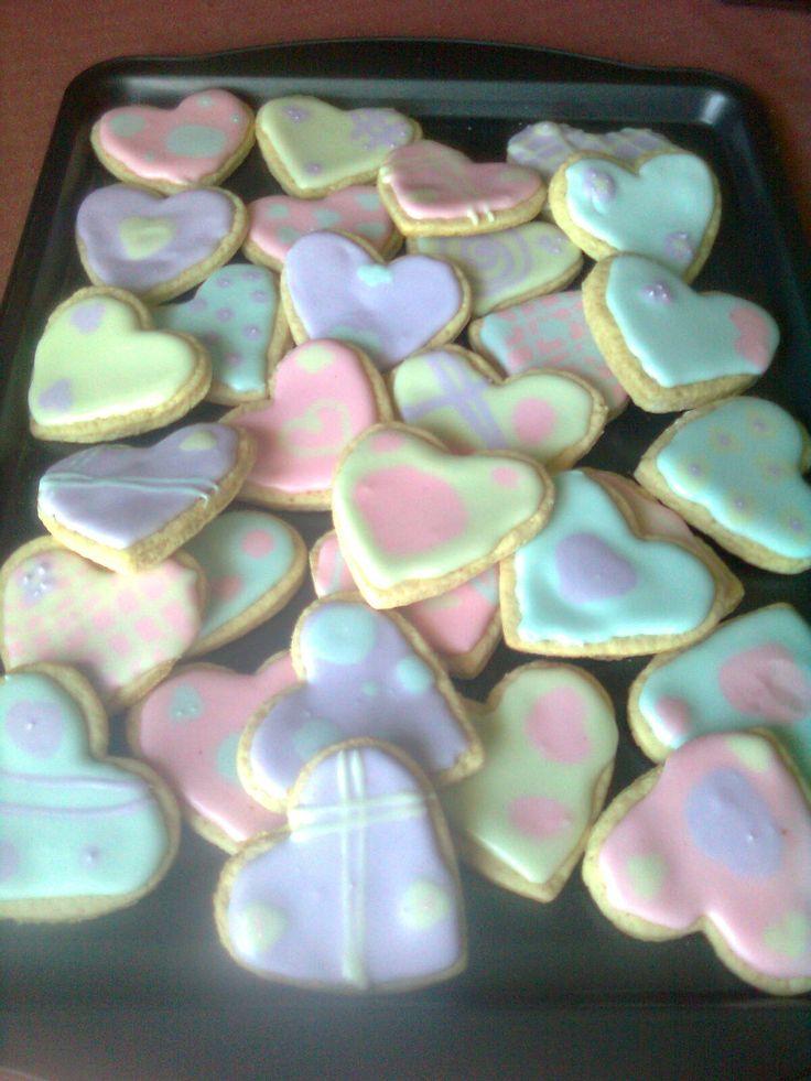 Mas galletas!!!!!   =))