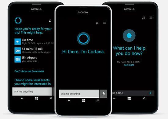 Cortana coming to India with Windows Phone 8.1 new update