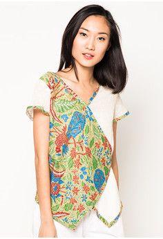 Batik DhieVine Wanita | Beli @ ZALORA Indonesia ® by dhievine