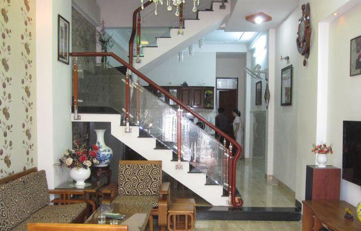 Bán nhà 3 tầng dt 55m2 đường rộng phố Tô Ngọc Vân Thanh Khê Đà Nẵng | Mua bán nhà đất, đăng mua bán, cho thuê bất động sản