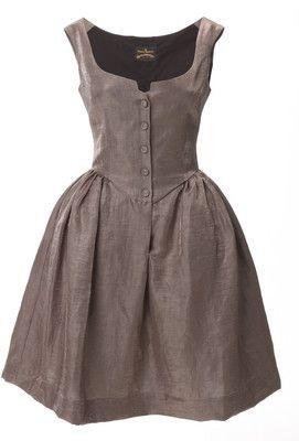 Vivienne Westwood Pannier Dress