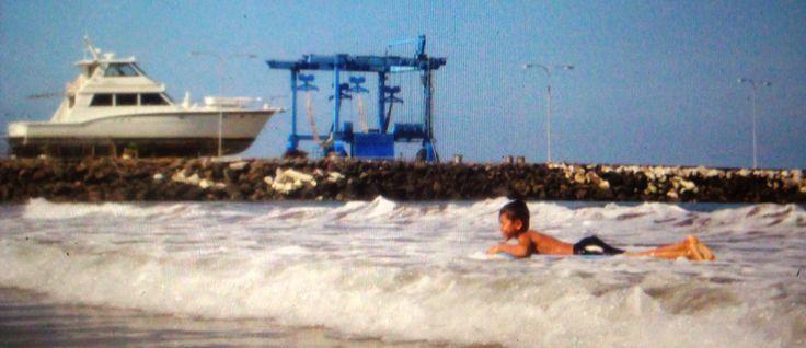 Surfkid, Anyer - Banten