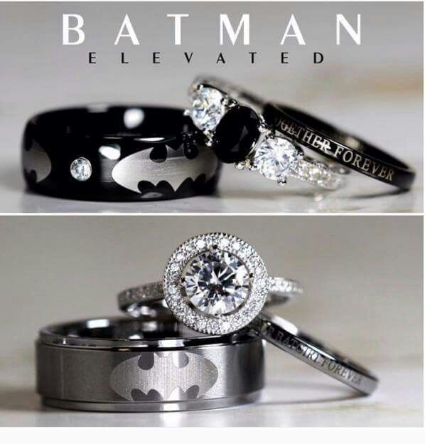 This is EXACTLY the wedding ring your partner's wanting!