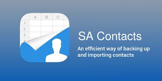 SA Contacts v2.8.4 Patched  Domingo 18 de Octubre 2015.By : Yomar Gonzalez ( Androidfast )   SA Contacts v2.8.4 Patched Requisitos: 2.3 y arriba Descripción: Excel <-> Contactos es la mejor forma de transferir los contactos desde y hacia su teléfono! No hay otra aplicación le permite controlar fácilmente los datos más valiosos de su teléfono: Descripción Excel <-> Contactos es la mejor forma de transferir los contactos desde y hacia su teléfono! No hay otra aplicación le permite controlar…
