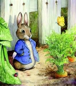 Peter Rabbit Mr. McGregor's Garden - Bing Images