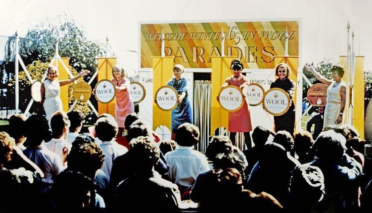 MP 14981. Fashion parade Chadstone Shopping Centre, 1965.