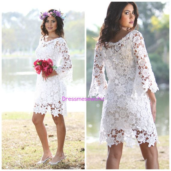 35 Fantastic Ideas Of Mermaid Wedding Dresses You Won T Be: Best 25+ Crochet Wedding Dresses Ideas On Pinterest