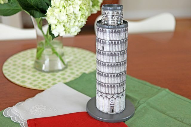 Italian Party Decoration Ideas
