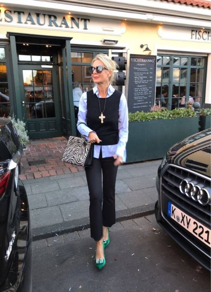 Styling guide for women over 50 from the blogger Bibi Horst   – Mode – Trends – Fashion – Trends