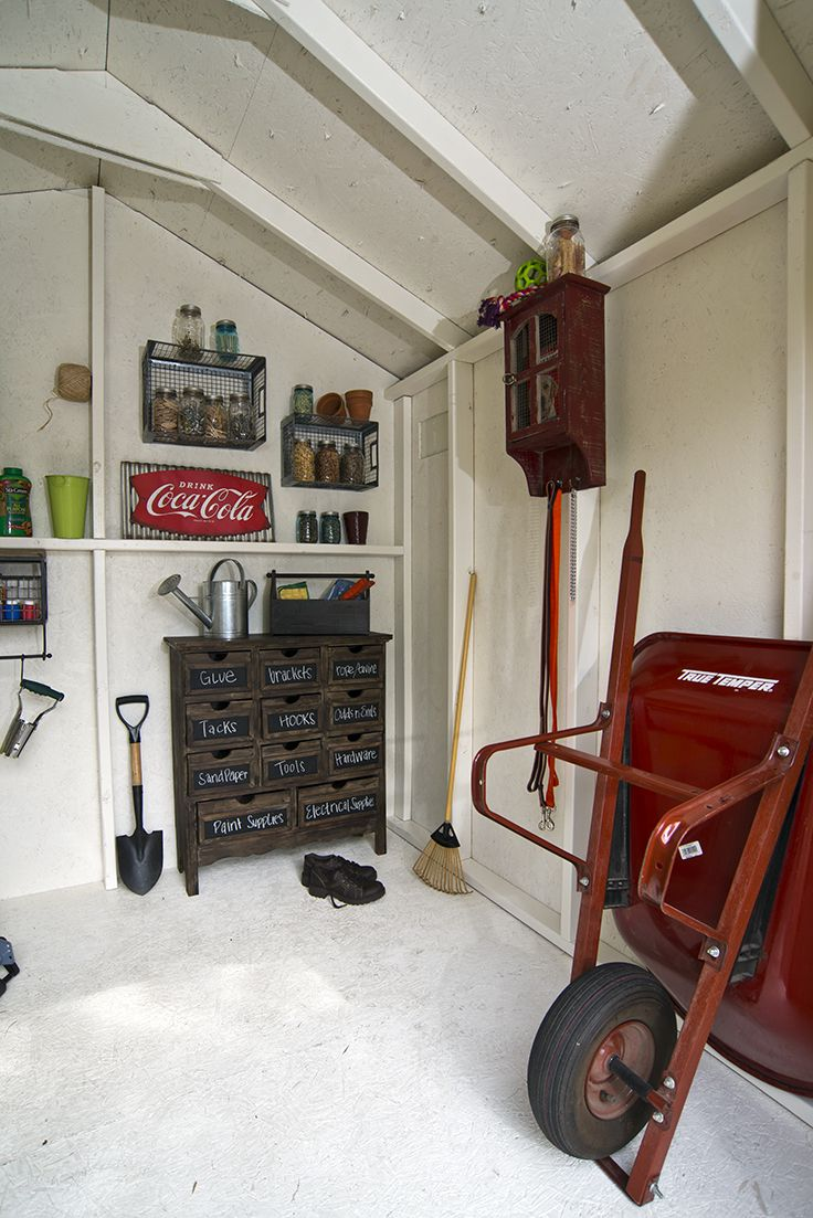 19 best images about shed organization ideas tips on for Garden shed organization ideas